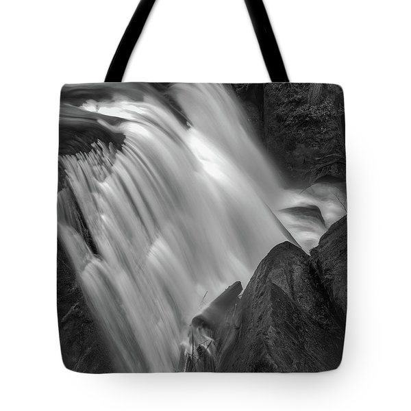 Waterfall 1577 Tote Bag by Chris McKenna