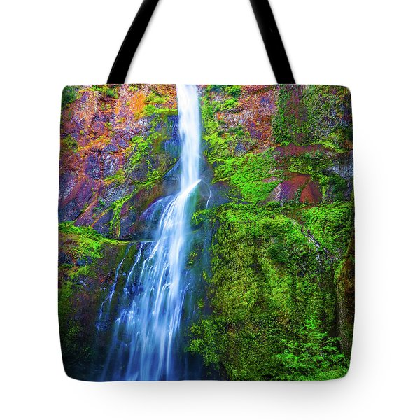 Waterfall 2 Tote Bag