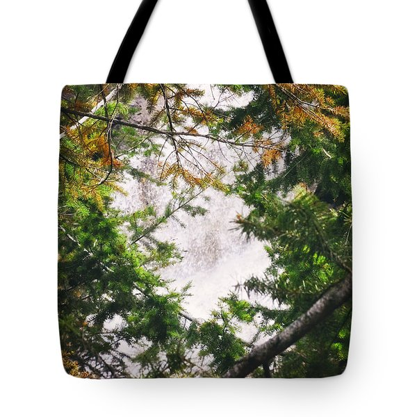 Waterfall Calling My Name Tote Bag