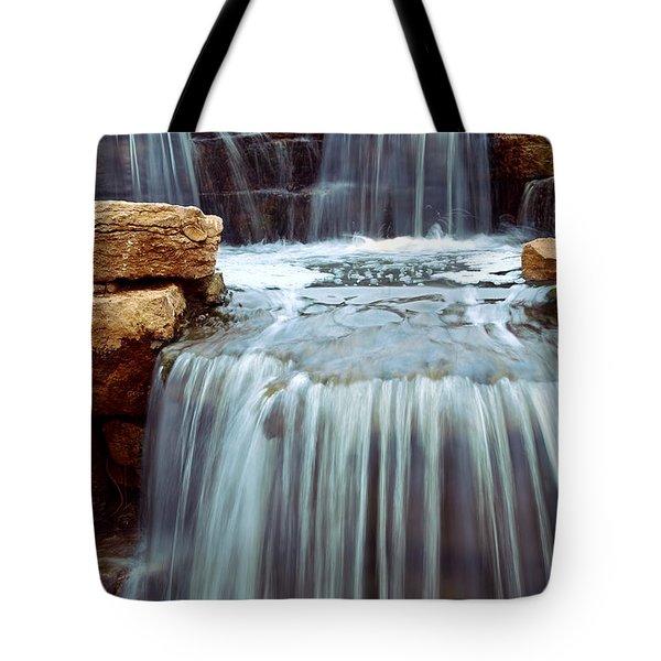 Waterfall Tote Bag by Elena Elisseeva