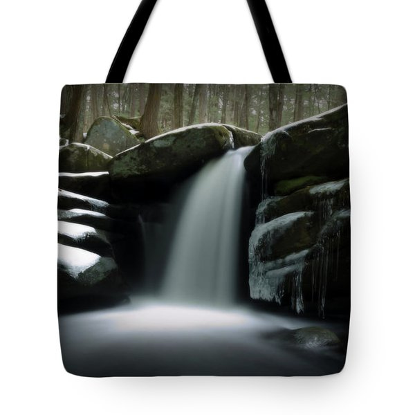 Waterfall From A Dream Tote Bag