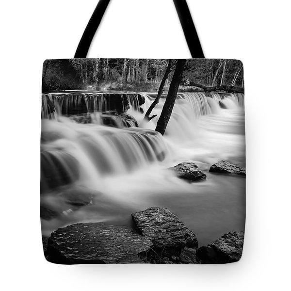 Waterfall Tote Bag by James Barber