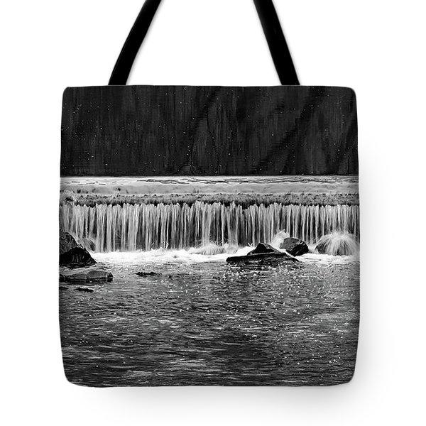 Waterfall004 Tote Bag