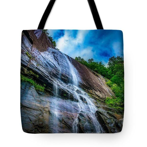 Chimney Rock Tote Bag