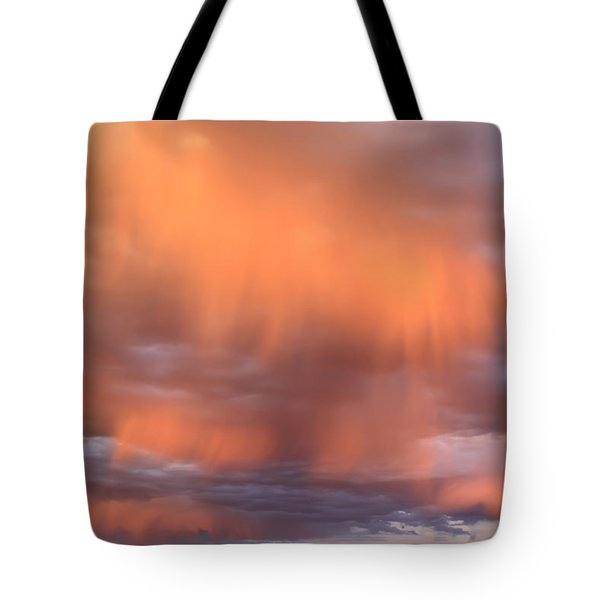 Waterfalls In The Sky Tote Bag