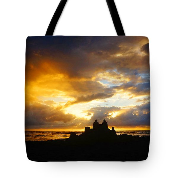 Waterfront Castle Of Your Own Tote Bag