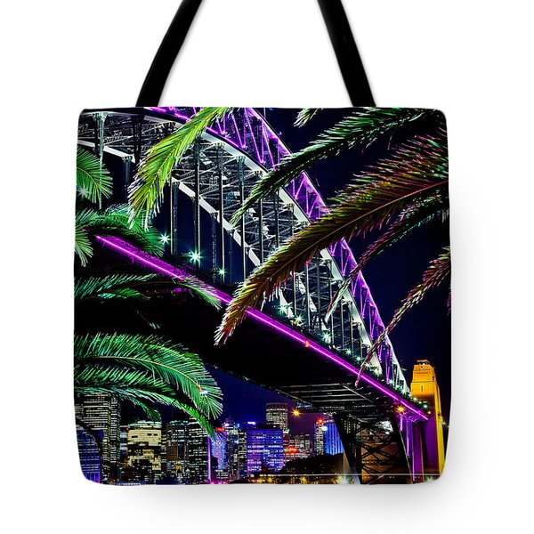 Waterfront Romance Tote Bag