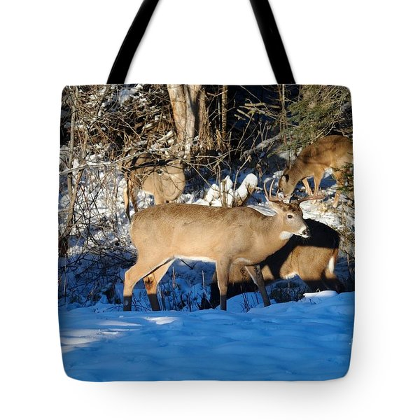 Waterhole Gathering Tote Bag