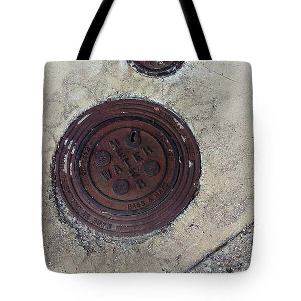 Waterhole Tote Bag
