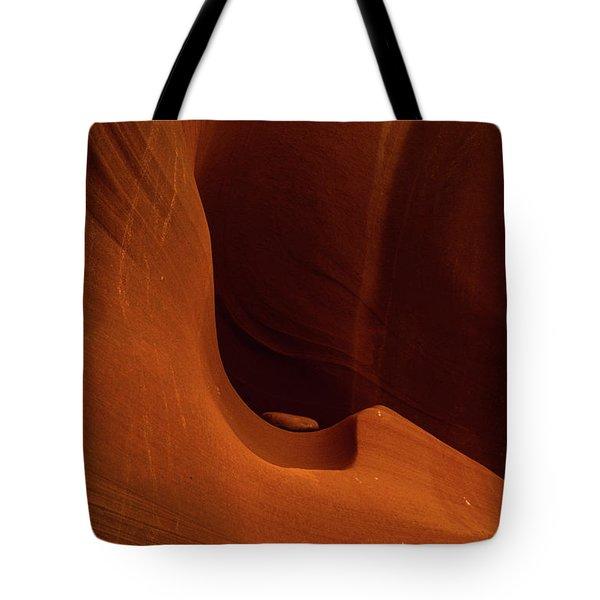 Waterholes Canyon Tote Bag