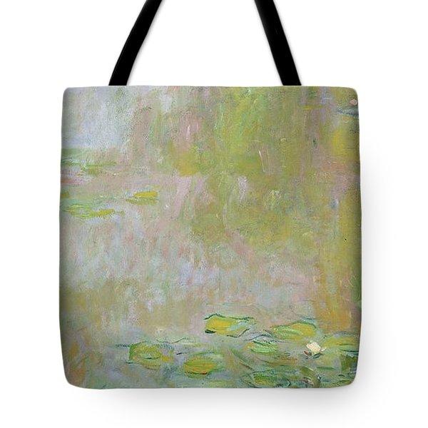 Waterlilies At Giverny Tote Bag