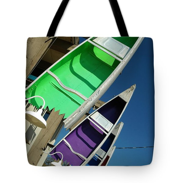 Tote Bag featuring the photograph Waterloo by Gregg Cestaro