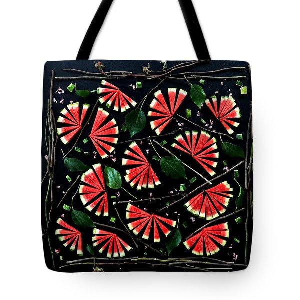 Watermelon Fans Tote Bag