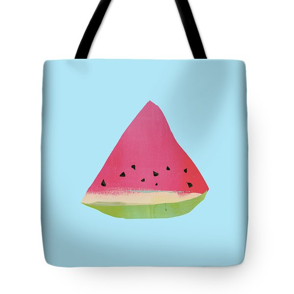 Watermelon Tote Bag by Jacquie Gouveia