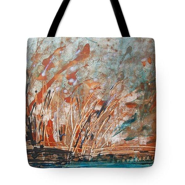 Water's Edge 1 Tote Bag