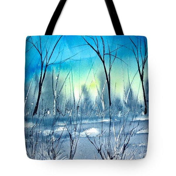 Water's Edge Tote Bag
