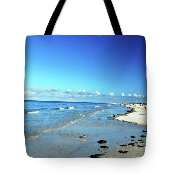 Tote Bag featuring the photograph Water's Edge by Gary Wonning