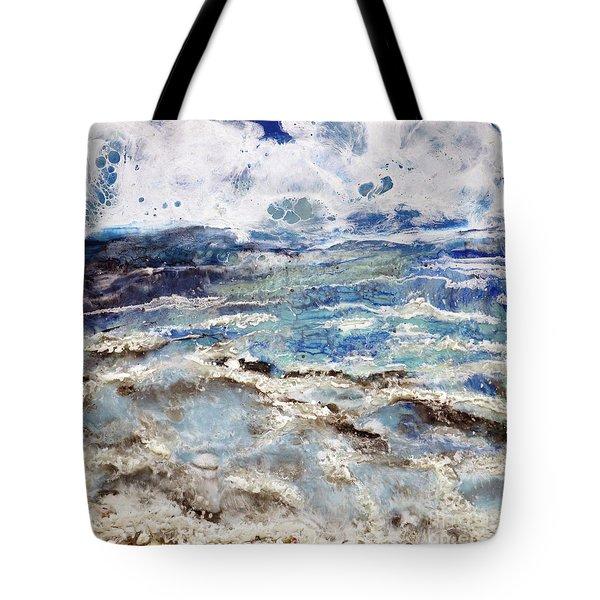Water's Edge IIi Tote Bag