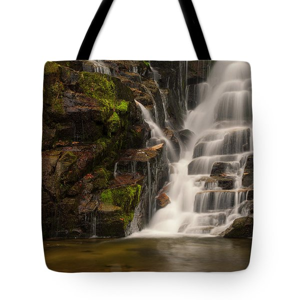 Water's Staircase Tote Bag