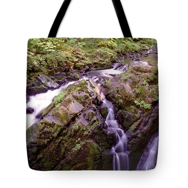 Waterstreaming Tote Bag