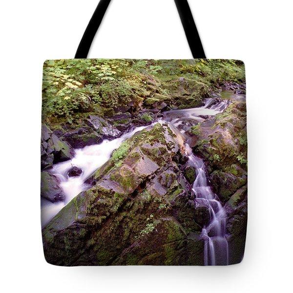 Waterstreaming Tote Bag