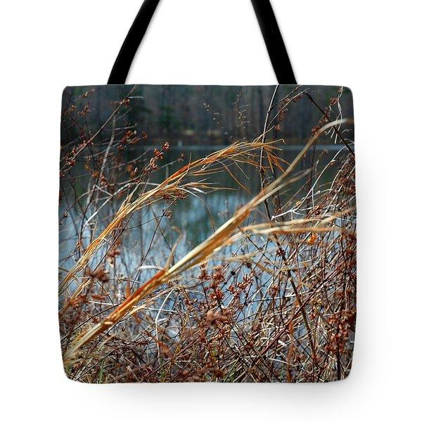 Waterway Tote Bag