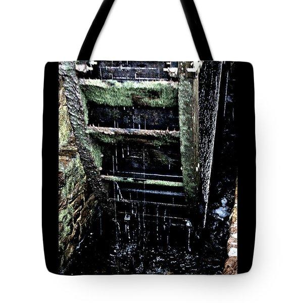 Waterwheel 1 Tote Bag