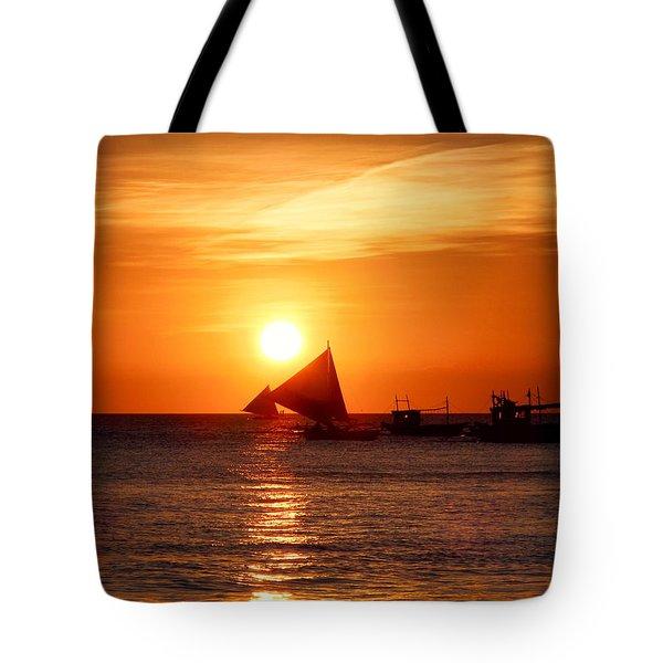 Waterworld #1 Tote Bag