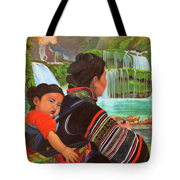 Waterworld Tote Bag
