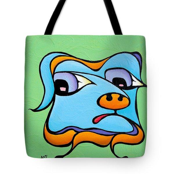 Watery Walter Tote Bag
