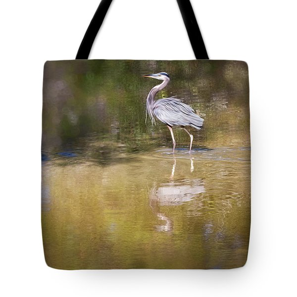 Watery World - Tote Bag