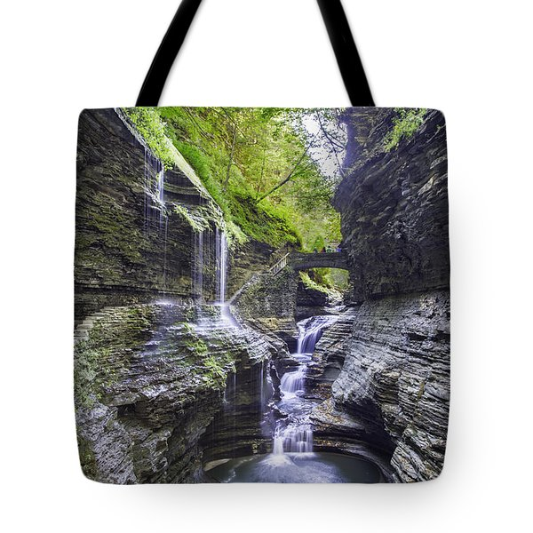 Watkins Glen 2015 03 Tote Bag