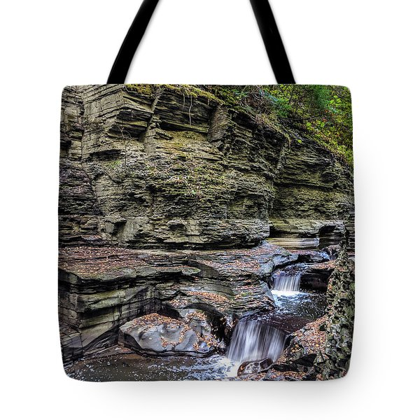 Tote Bag featuring the photograph Watkins Glenn 2 by Paul Wear