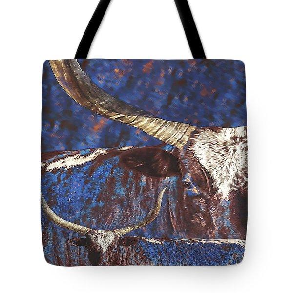 Watusi Blues Tote Bag