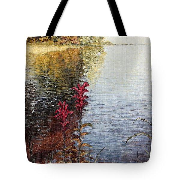 Watts Bar Lake Rockwood Tn Tote Bag