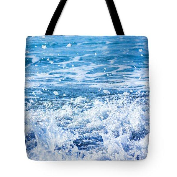 Wave 3 Tote Bag