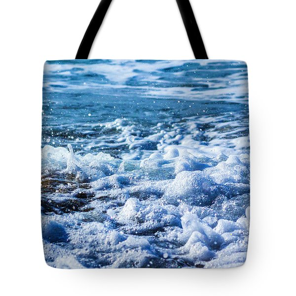 Wave 4 Tote Bag