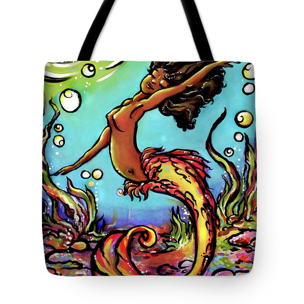 Wave Dancer  Tote Bag