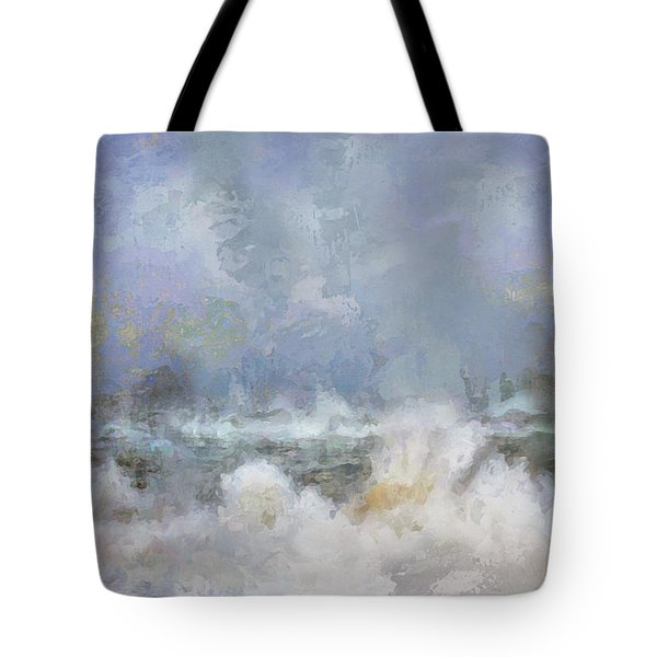 Wave Fantasy Tote Bag