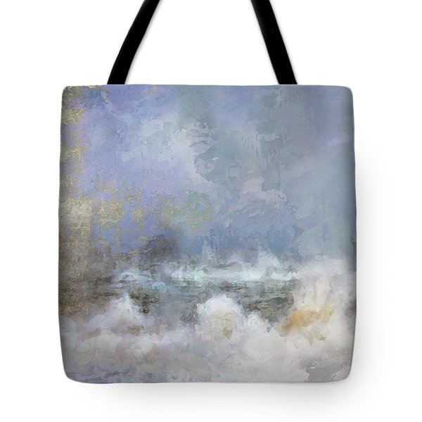 Wave Fantasy Tote Bag
