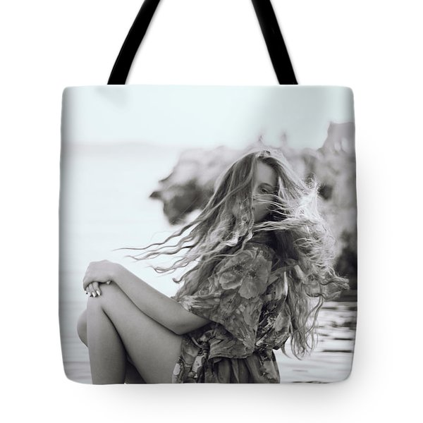 Wave It Tote Bag