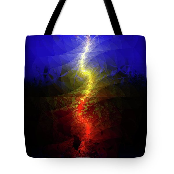 Wave Of Possibility Tote Bag