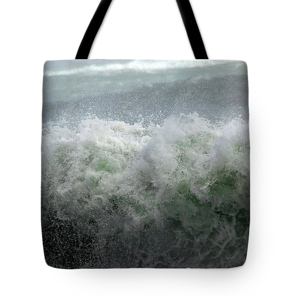 Wave On A Mission Tote Bag