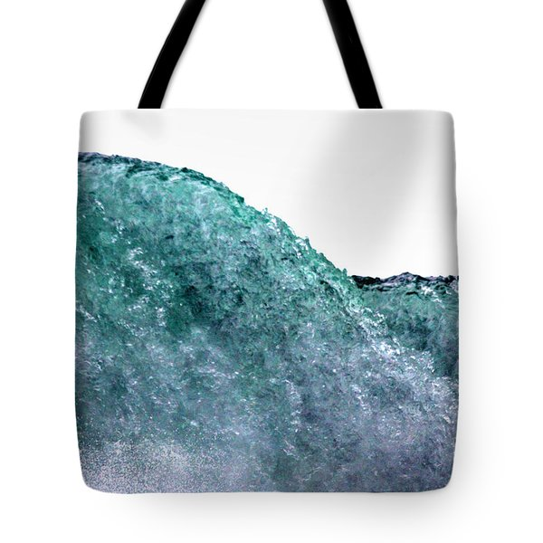 Tote Bag featuring the photograph Wave Rider by Dana DiPasquale