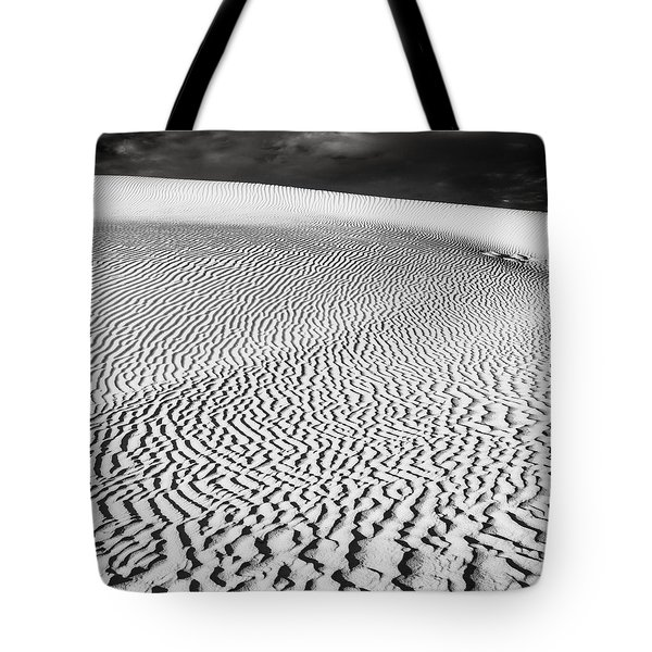 Wave Theory V Tote Bag by Ryan Weddle
