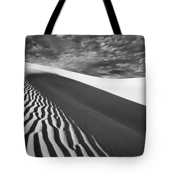 Tote Bag featuring the photograph Wave Theory Vii by Ryan Weddle