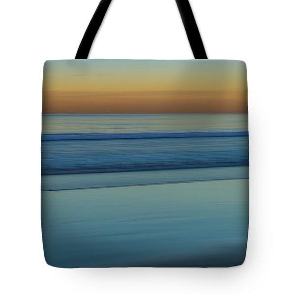 Wave Tracks 3 Tote Bag