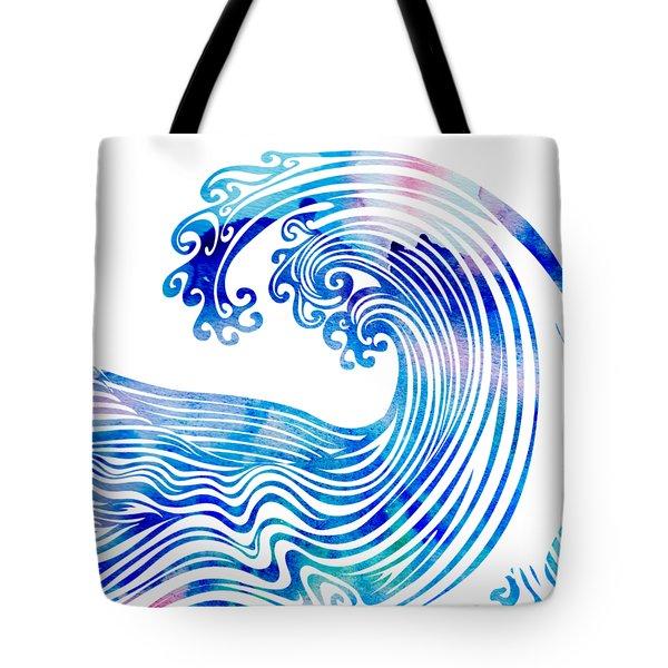 Waveland Tote Bag