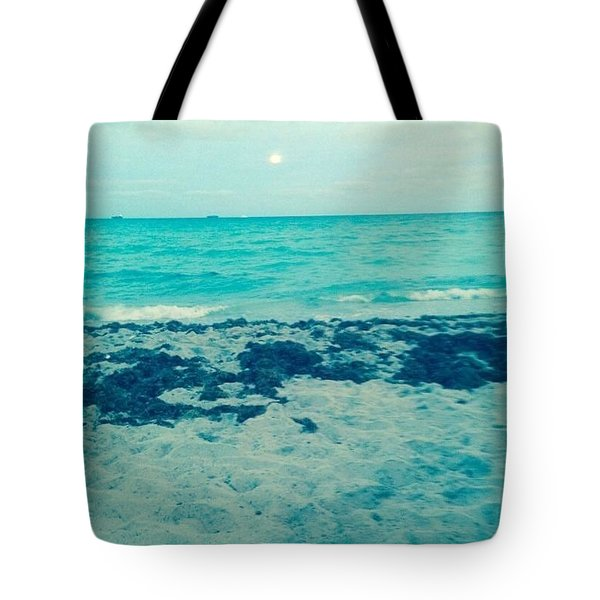 Waves IIi Tote Bag