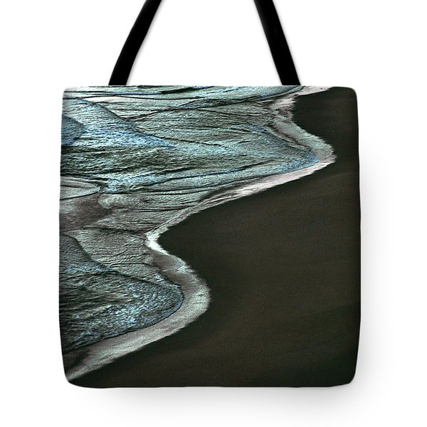 Waves Of The Future Tote Bag